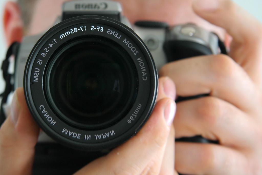 Fotografia ślubna – najlepsze obiektywy